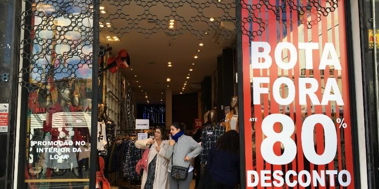 loja em promoção no centro de são paulo